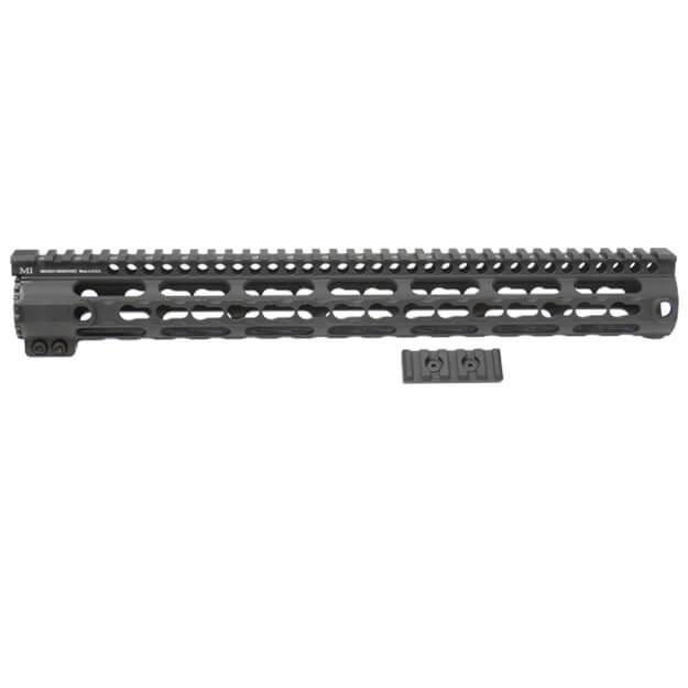 "Midwest Industries SS Series KeyMod Handguard 15"" - Black"