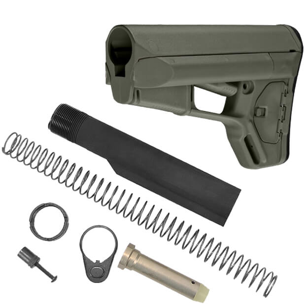 MAGPUL ACS Milspec Diameter Stock Kit - Olive Drab Green