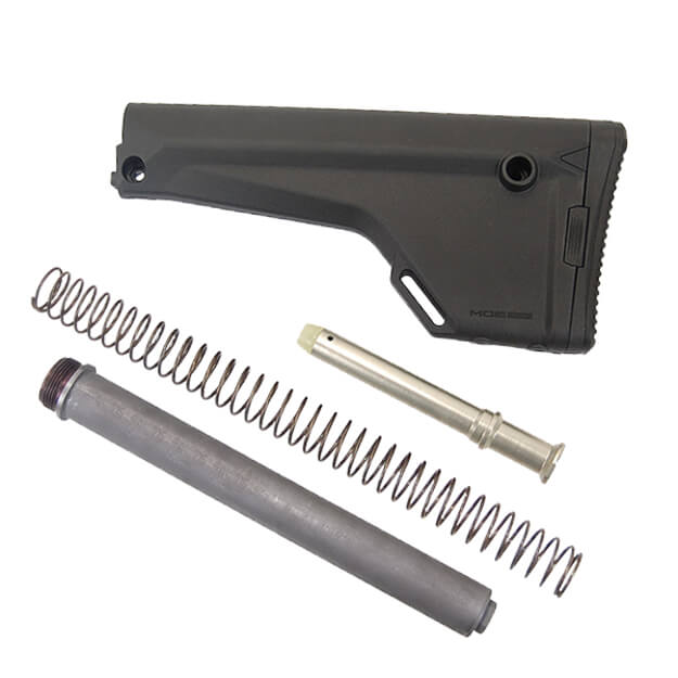 MAGPUL MOE Rifle Fixed Stock Kit - Black