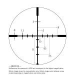 Vortex Crossfire II 4-12x44 BDC MOA