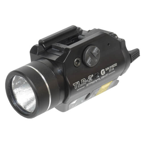 Streamlight TLR-2G Tactical Light/Green Laser Combo for rails