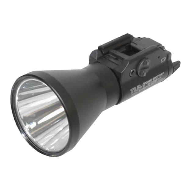 Streamlight TLR-1 HP Game Spotter Green Long-Range Rail Mount Tactical Light - Standard Mount/Switch