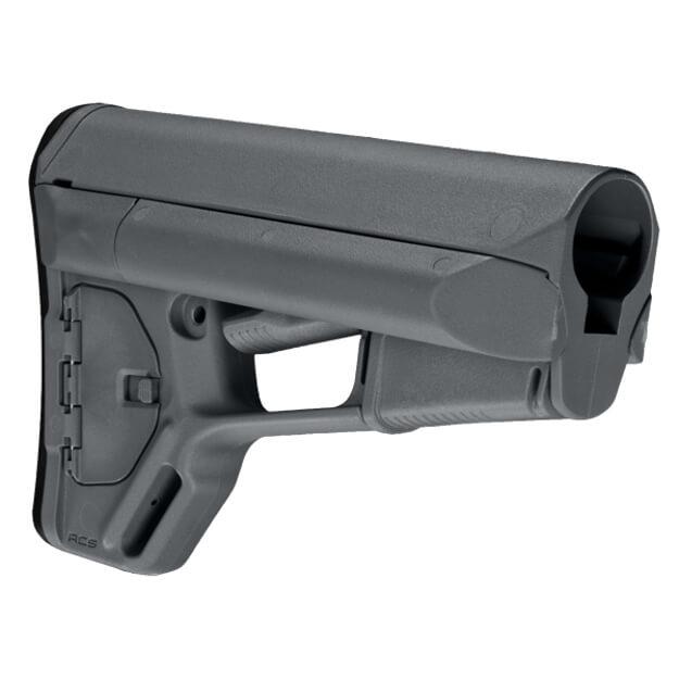MAGPUL ACS/Adaptable Carbine Storage Stock Mil-Spec Model - Stealth Grey