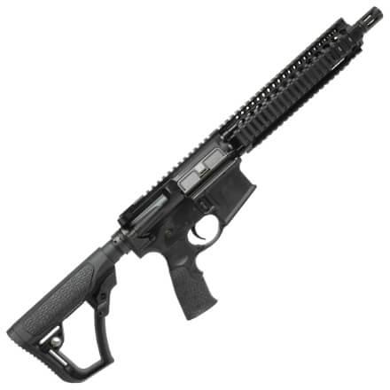 """Daniel Defense 10.3"""" MK18 Black SBR w/DD Furniture"""