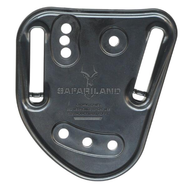 """Safariland 567BL Injection Molded Belt Loop Black - 2.25"""""""