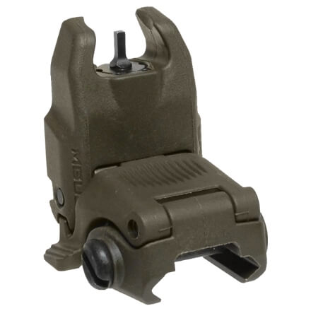 MAGPUL Gen2 MBUS Front Back Up Sight - Olive Drab Green