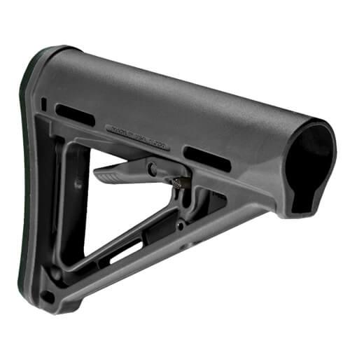 MAGPUL MOE Carbine Stock MilSpec Model - Stealth Grey