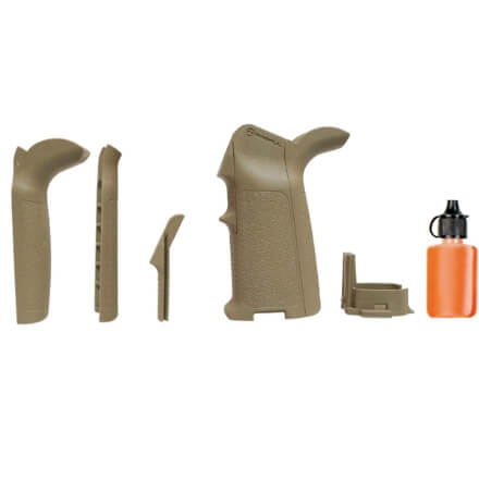 MAGPUL MIAD Gen 1.1 Grip Kit for 5.56 Receivers - Dark Earth