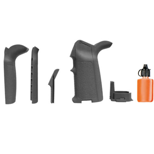 MAGPUL MIAD Gen 1.1 Grip Kit for 7.62 Receivers - Stealth Grey