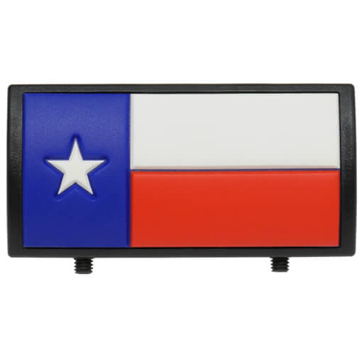 CGR Texas Flag Rail Cover - Large Color