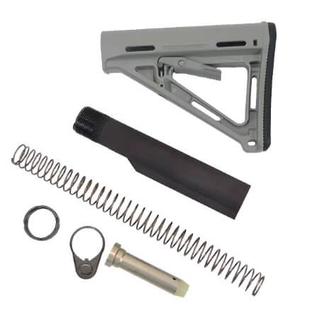 MAGPUL MOE Stock Kit Milspec - Grey