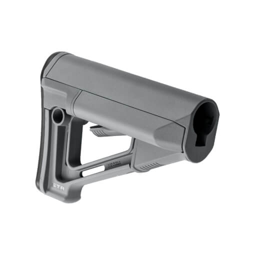 MAGPUL STR Buttstock Mil-Spec Model - Stealth Grey