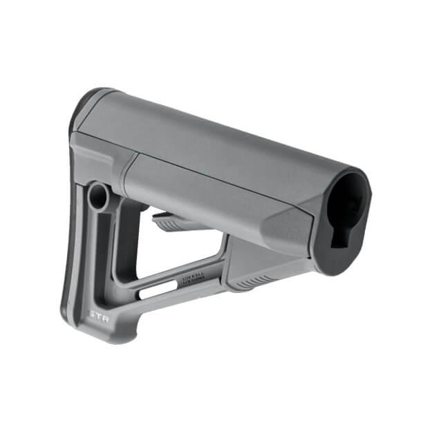 MAGPUL STR Buttstock Mil-Spec Model - Stealth Grey