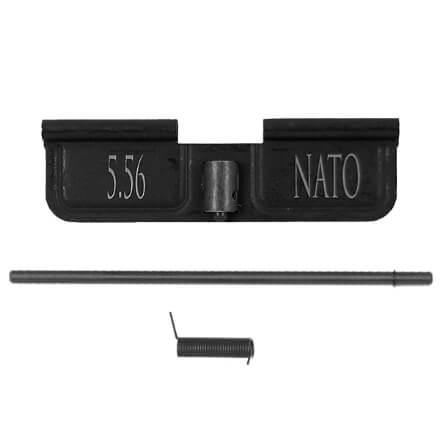 Spikes Ejection Port Door 5.56 NATO Engraved w/ DSG Port Door Rod & DSG Port Door Spring