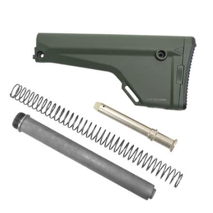 MAGPUL MOE Rifle Fixed Stock Kit - OD Green