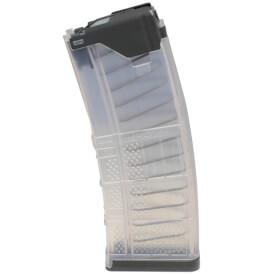 Lancer L5AWM 5.56mm 30rd Mag Translucent - Clear