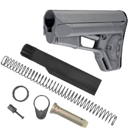MAGPUL ACS Milspec Diameter Stock Kit - Stealth Grey