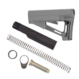 MAGPUL STR Stock Kit Milspec - Stealth Grey
