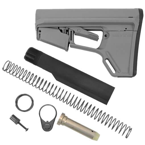 MAGPUL ACS-L Stock Kit Milspec Diameter - Stealth Grey