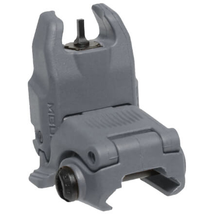 MAGPUL Gen2 MBUS Front Back Up Sight - Stealth Grey