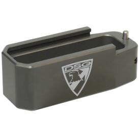 Taran Tactical Firepower PMAG 5.56mm Base Pad - Wolf Grey