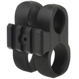 Nordic Components 12 GA Barrel Clamp w/Tac-Rail