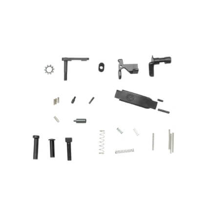 DSG AR Lower Receiver Parts Kit - No Trigger Parts