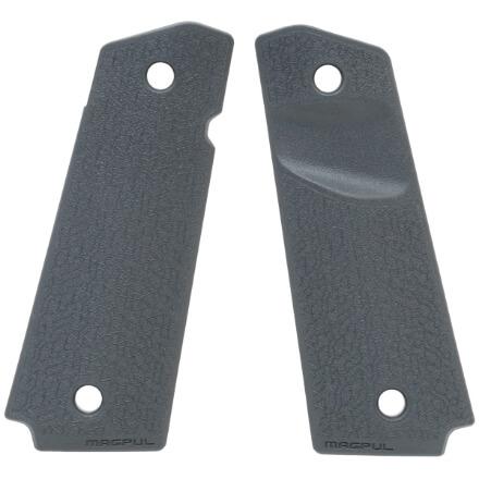 MAGPUL 1911 Grip Panels - Stealth Grey
