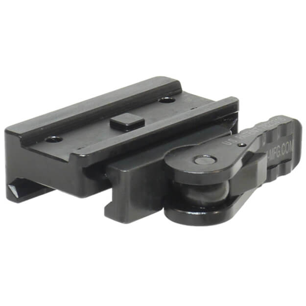 American Defense One Piece T-1 Micro Mount - Low