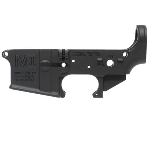 Midwest Industries Stripped Forged Lower