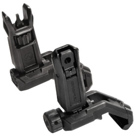MAGPUL MBUS Pro Offset Back-Up Front and Rear Sight Set