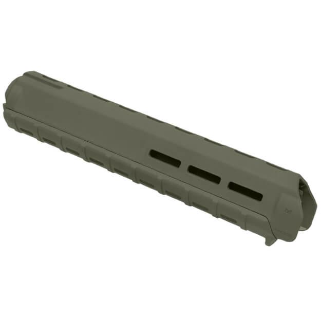 MAGPUL MOE M-LOK Rifle Length Handguards - Olive Drab Green