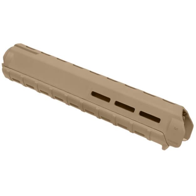 MAGPUL MOE M-LOK Rifle Length Handguards - Dark Earth