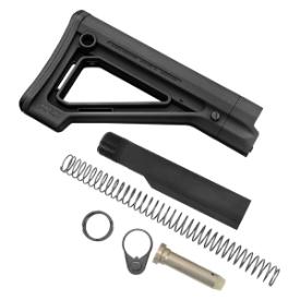 MAGPUL MOE Fixed Carbine Black Stock w/DSG Milspec Hardware Kit