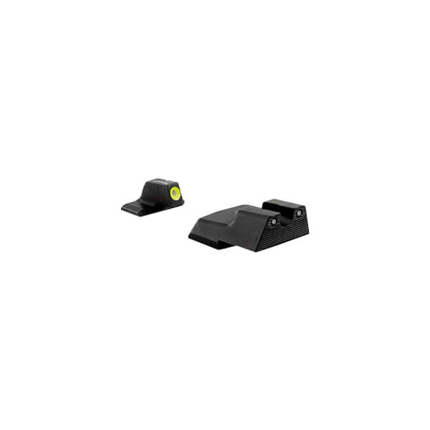 Trijicon H&K P30/VP9 HD Night Sight Set - Yellow Front Outline