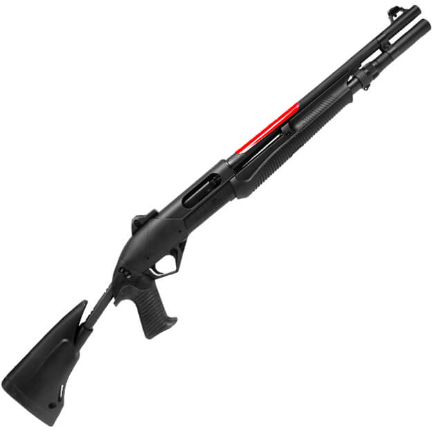 """Benelli 20159 SuperNova 18.5"""" 12GA - Telescoping Stock Ghost Ring Sights - L.E. Only"""