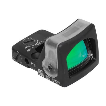 Trijicon RM04 RMR Dual Illuminated Sight - 7.0 MOA Amber Dot