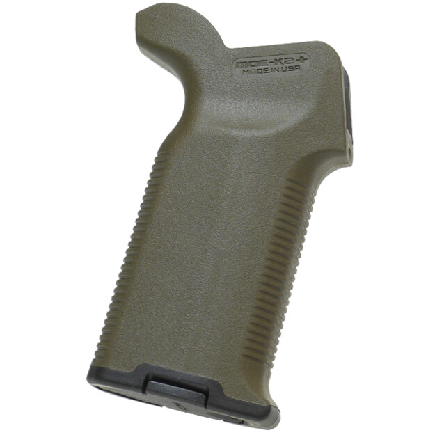 MAGPUL MOE-K2+ Pistol Grip for AR15/M4 - Olive Drab Green