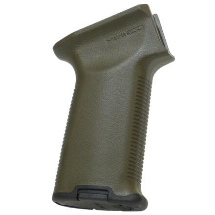 MAGPUL MOE AK+ Pistol Grip for AK-47/74 - Olive Drab Green
