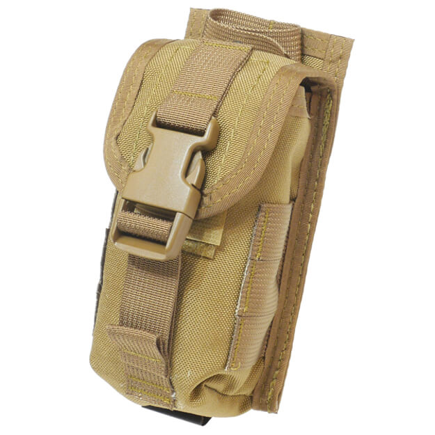 High Speed Gear Bleeder/Blowout Pouch - Coyote Brown