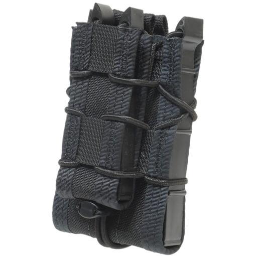 High Speed Gear Belt Mounted Double Decker Taco - Black