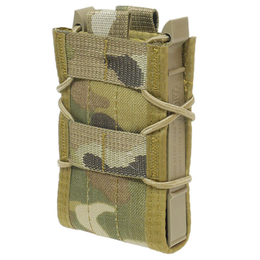 High Speed Gear Belt Mounted Rifle Taco - Multicam