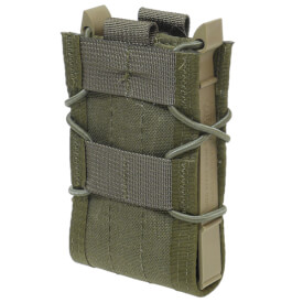 High Speed Gear Belt Mounted Rifle Taco - Olive Drab Green