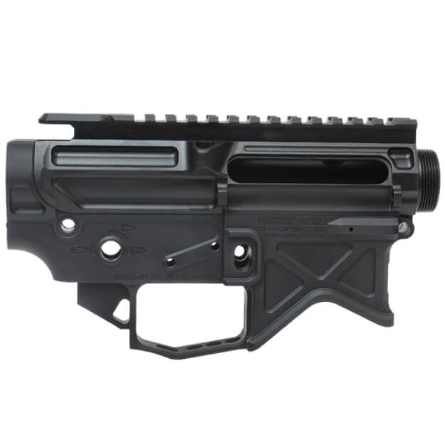 Battle Arms 5.56mm Billet Light Weight Receiver Set