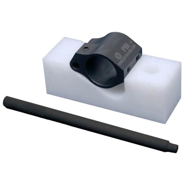 PRI Gas Block Fixture w/Roll Pin Starter