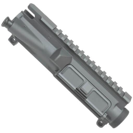 DSG AR15 Upper Receiver Includes Forward Assist - Sniper Grey w/ Matching Port Door