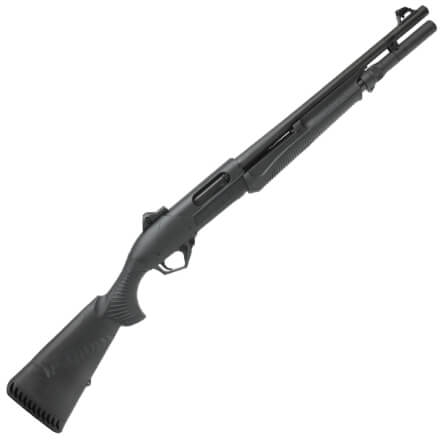 """Benelli 20153 SuperNova 18.5"""" 12GA - Comfortech Stock Ghost Ring Sights - L.E. Only"""