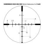 Vortex Diamondback 3-9x40 w/BDC