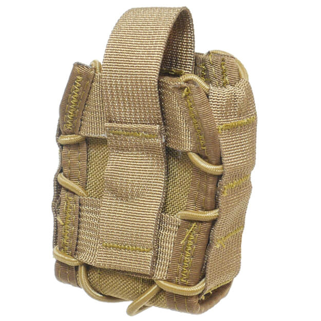 High Speed Gear Molle Handcuff Taco - Coyote Brown