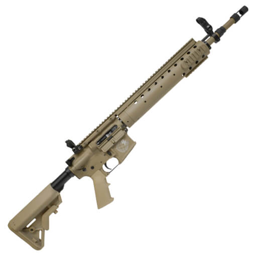 "PRI 18"" Mark 12 Mod 0 SPR 5.56mm Gen2 Dark Earth Rifle - 1/7 Twist"